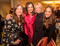 Eileen Bush, Julie Kaplan, Pam Sage and Danielle Willerman