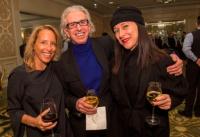 Leslie Glazier, Stephen Miller and Carolyn Zaslaw