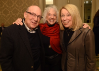 Elizabeth Sacks, Jerry Freedman and Dorene Marcus