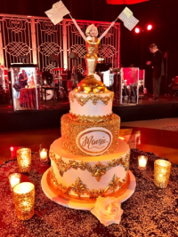 A cake fit for a queen!
