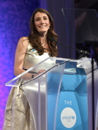Managing Director, Midwest UNICEF USA Elizabeth McCostlin