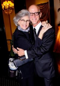 Marsha Brenner and Dennis Minkel