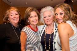Susan Colletti, Myra Reilly, Lynda Silverman and Tina Weller.