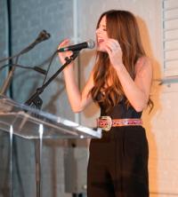 Recording artist Jenna Paulette