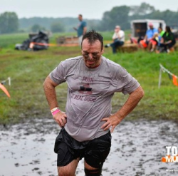 "Dave Lawlor: vet, fighter, ""Tough Mudder""."