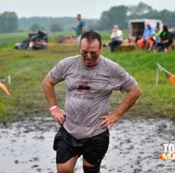 "Dave Lawlor: vet, fighter, ""Tough Mudder""."