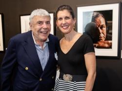 Stanley Paul with Amanda Erlinger