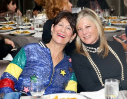 Maria Pappas and Lesley Goodman