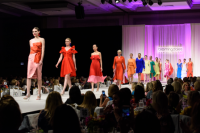 Misericordia fashion show finale by Bloomingdale's Old Orchard