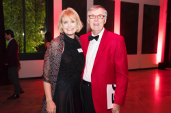 2018 honorees Rose Fealy and former board chairman, Bob Fealy.