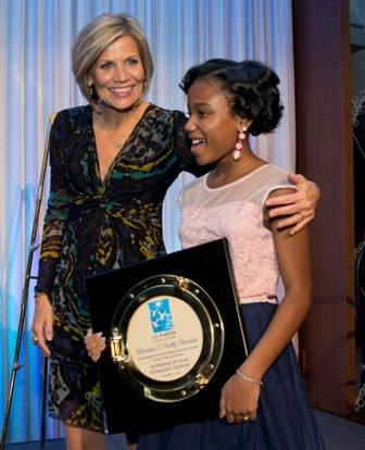 OreillyRiordan and Zoie award