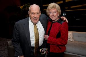 Richard Burridge Sr. --Lifetime Achievement recipient