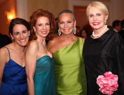 With Hazel, Brooke Ricketts and Sheryl Dyer