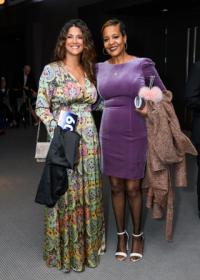 Triva Hall and Tanya Davis