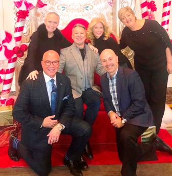 #3--Eversight planning committee with honoree sherry lea fox
