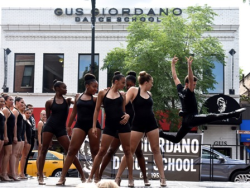 College Pro Scholarship Dancers of Gus Giordano Dance School