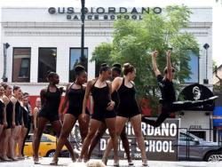 College Pro Scholarship Dancers of Gus Giordano Dance School