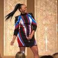 Rochelle Trotter wearing VMR Designs