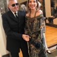 Michael Kutza with Susan Gohl