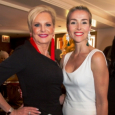 Kathy Piccone with designer Sylwia