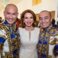 Duc Ho, Sheryl Dyer (SC VP) and Davis Nguyen