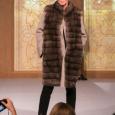 Wearing Maximilian Fur by Bloomingdale's