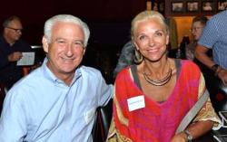 Michael Weinberg and Amanda Black