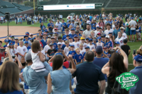 All Star Kids Clinic with Kyle Schwarber