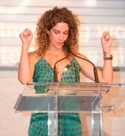 Step-Up CEO Jenni Luke