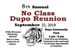 No Class Reunion 2018