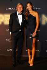 Bastian Schweinsteiger and Ana Ivanocic