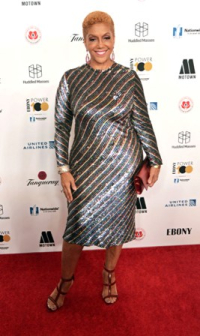 Ebony Media Operations Chairman Emeritus Linda Johnson Rice