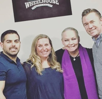 Wheelhouse with Mo Dadkhah and Lora LaPratt--Shopping girl xoxo--1-23-19