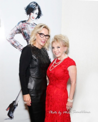 Fabulous event co-chairs Sheree Valukas and Sherrill Bodine