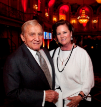 The late Steve Nardi and his wife of 22 years, Deirdre Nardi.