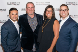 GDC advisory board member Trey Gonzalez, GDC board member Chris D'Hondt, Star committee member Christine D'Hondt and GDC board president Kip Helverson.