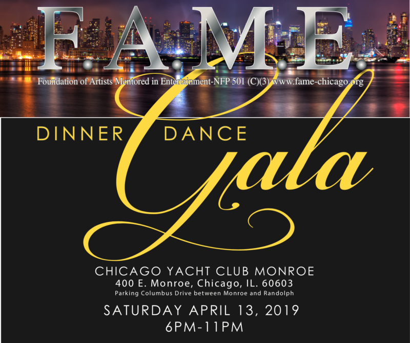 FAME gala--April 13  Monroe Yacht Club