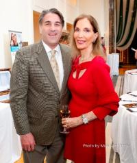 Jonathan Grabill and Susan Gohl.