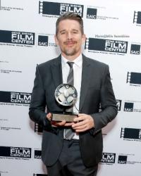 GSFC Renaissance Award recipient Ethan Hawke