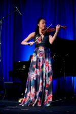 Gala performer Ria Honda