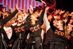 Chicago Children's Choir performers
