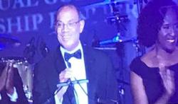 Bill Berry Award recipient John W. Rogers Jr