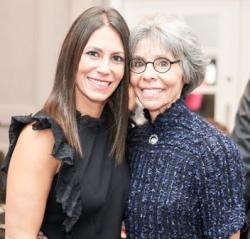 Lesley Kiferbaum and Sheila Eisenberg