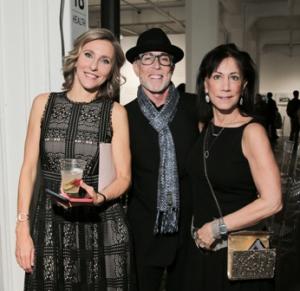 Abigail Zoe Martin, Jason Brett and Dr. Lauren Streicher