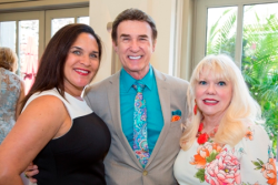 Julia Jacobs, Al Menotti and Charlene Seaman