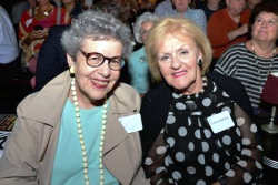 Lynn Orschel with Connie Barkley