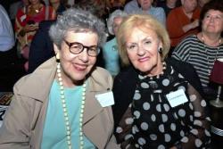 Lynn Orschel with Connie Barkley