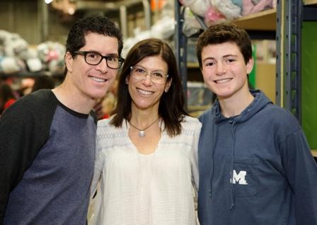 3 The Freidman Family