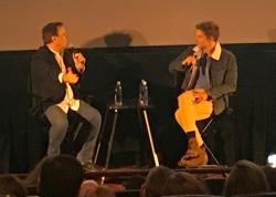 Richard Roeper interviews Bradley Cooper