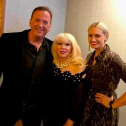 Paul Iacono, Charlene Seaman and Jennifer Sutton
